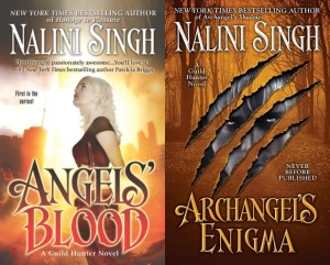Guild Series by Nalini Singh Book 1 - 8 EPUB PDF Free eBook Downloads, Guild Hunter series