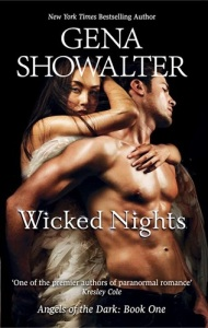 Wicked Nights, Gena Showalter, angels of the dark series, epub, pdf, download