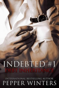 debt inheritance, first debt, second debt, third debt, fourth debt, final debt, indebted epilogue, indebted series, pepper winters, epub, mobi, pdf, download