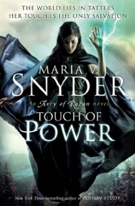touch of power, scent of magic, taste of darkness, avry of kazan, hearler, maria v snyder, epub, pdf, mobi, download