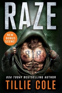 raze, reap, ravage, it aint me babe, heart recaptured, souls unfractured, deep redemption, damnable grace, crux untamed, darkness embraced, hades hangmen, tillie cole, epub, pdf, mobi, download